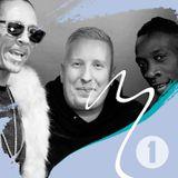 Danny Byrd & Benny L featuring MC Dynamite - BBC Radio 1 Residency - 2018