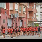 El C. Nàutic Flix rep el trofeu a millor club de Catalunya en el Campionat celebrat a S. Jaume.