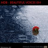 MDB - BEAUTIFUL VOICES 014 (MELODIC-TRANCE CHILL MIX)