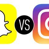 Sendvič (Snapchat vs. Instagram)