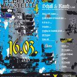 16.03.2013 ElectroBaustelle 4 - Dr.Tinnitus - Rauch Floor