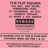 Biz Markie - Live at The Que Club (May 1994)