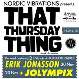 That Thursday Thing feat. Erik Jonasson + Jolympix - 14.11.20