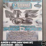 Slimzee & Viper - Sidewinder - New Years Eve - [Midnight Set] - 31/12/2002