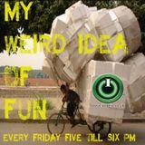 My Weird Idea of Fun with Cad Taylor on IO Radio 111215