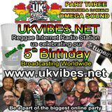 UK VIBES 5TH BIRTHDAY BASH PART THREE JAHSOLDIER AND DJ REALM FROM OMEGA SOUND