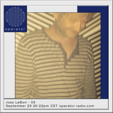 Josz LeBon - 23rd September 2017