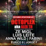 DJ Ze MigL, 2 deck Set@Lisbon Techno Station_vol1 - 9Out2015