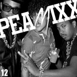 PEAMIXX 12 (Underground Hip Hop, Rap And X-Mess Soul - Mixed By PEABIRD, December 2015)