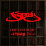A Month In UK Hip-Hop... January 2017