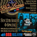 The Blues Lounge Radio Show featuring The 1969 Ann Arbor Blues Festival & The Nick Moss Band