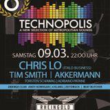Liveset Technopolis 09.03.2013 @ Rheingold