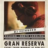 DJ Feinberg (Raleigh, NC) - Gran Reserva 020 (Live on www.dancegruv.net)