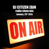 Radio show mix Jan 29, 2015