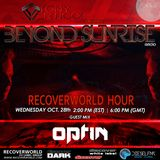 Beyond Sunrise radio...Clviii featuring Opt-In
