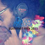 David Molina Summer Mix 2013