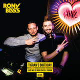 TIGRAN&RONY-BASS-LIVE@BADGIRLZ-TIGRAN'S-BIRTHDAY-2017-03-25