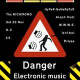 Regenr8 @ The Richmond 23 Nov 2019