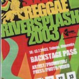 Zion Train live, Soca Riversplash, Slovenia 2003