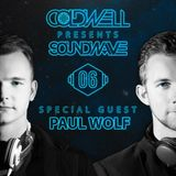 Soundwave Podcast #06 - Guestmix by PAUL WOLF