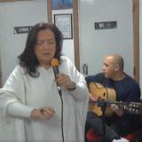Entrevista e emissão ao vivo com Alice Nunes