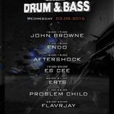FLavRjay on OOS Radio. Only Drum n Bass 3-Aug-16