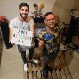 Programa #33: DJ Joel Reichert/ Juan Carlos Maldonado Actor