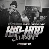 Hip Hop Journal Episode 13 w/ DJ Stikmand