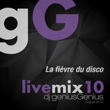 gG livemix10: La fièvre du disco
