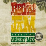 Official Reggae Jam Artist Mix 2012