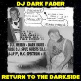 1993 Old Skool Darkside Mix - DJ Dark Fader