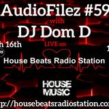 HBRS Dom D AudioFilez #59 3-16-18