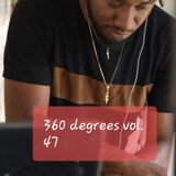 360 degrees vol.47 Afrobeat and hip hop
