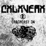 CRACHCAST #034 feat. CXLXVERA aka TETZUO+MAD COMPLEX