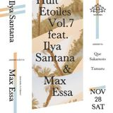 Ilya Santana Special promo mix Vol.1 for Huit Etoiles.