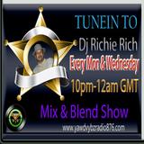 DJ Richie Rich Yawd Vybz 876 Radio Show 09/01/17
