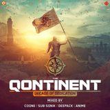 CD 2 The Qontinent 2017 Mixed By Sub Sonik