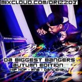 Da Biggest Bangers Autumn Edition 2017 Mixed By DJ Drizz