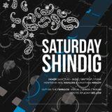 Saturday Shindig @ Avalon, Darlington 1 September 2018