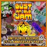 Alk-E-D @ Bust An Old Jam - Kniteforce 25th Anniversary 11/03/2017