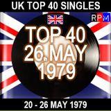 UK TOP 40 : 20 - 26 MAY 1979