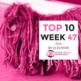 Pink Puli Top 10 | Week 47, 2014