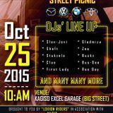 Kasi Cars Street picnic mixtape Oct 2015