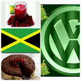 DJ G-DUB Reggae Christmas (Sorrel & Cake Mix)
