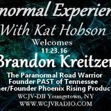 Paranormal Experienced with Host Kat Hobson_20161123_ Brandon Kreitzer