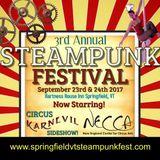 Springfield VT Steampunk Fest 2017