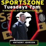 Salford City FC Boss Anthony Johnson on Man Utd XI Game and New Faces