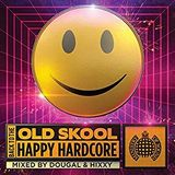 MINISTRY OF SOUND - BACKTO THE OLD SKOOL HAPPY HARDCORE - MIXED BY HIXXY & DOUGAL (CD3.