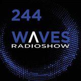 WAVES #244 - MOISSON DE SONS par SENSURROUND - 1/9/19