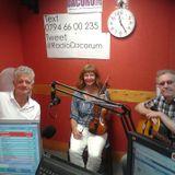 Folk DJ with Daria Kulesh on Radio Dacorum, August 18, featuring The Ragged Staff - hour 2